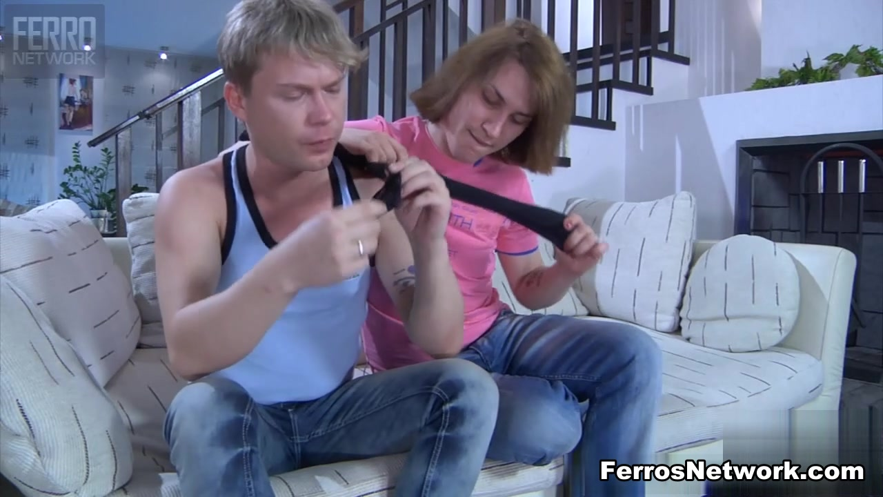 TryPantyhose Video: Jacob and Silvester gay vedios of celebraties