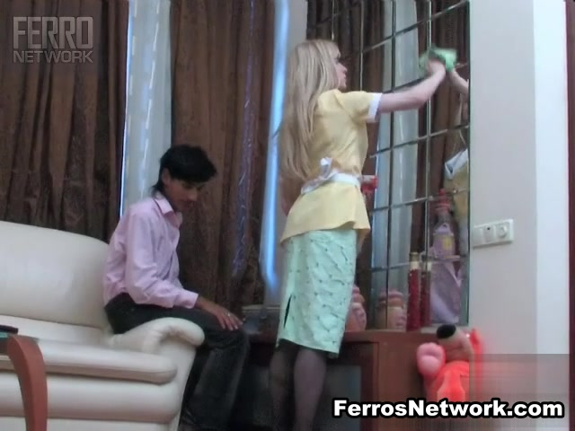 TryPantyhose Video: Rupert A and Walter black porn star heather hunter