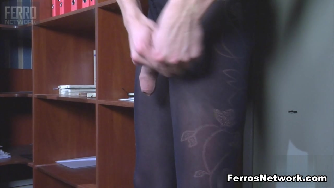 TryPantyhose Video: Augustus and Austin A Deutsch Amateure ??ltere