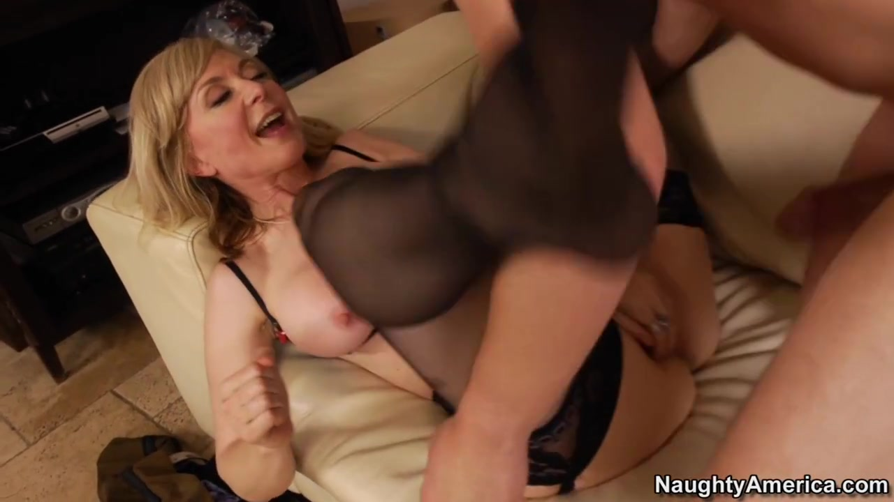 Nina Hartley & Dane Cross in My Friends Hot Mom my daughter with small tits