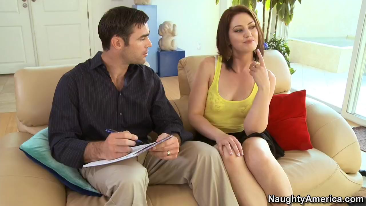 Sarah Shevon & Charles Dera in I Have a Wife Abbie johnson anal deauxma porn
