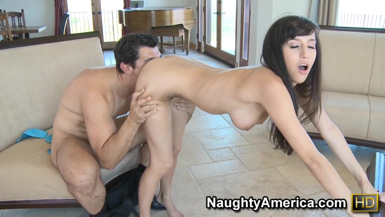 April ONeil & Denis Marti in Naughty Rich Girls Interracial lesbin porn