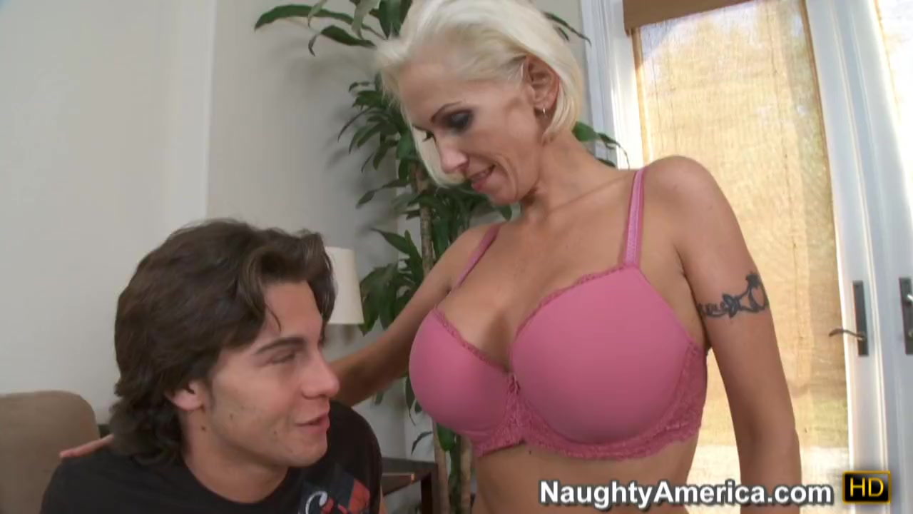 Kasey Grant & Seth Gamble in My Friends Hot Mom Woodman Anal Introductions