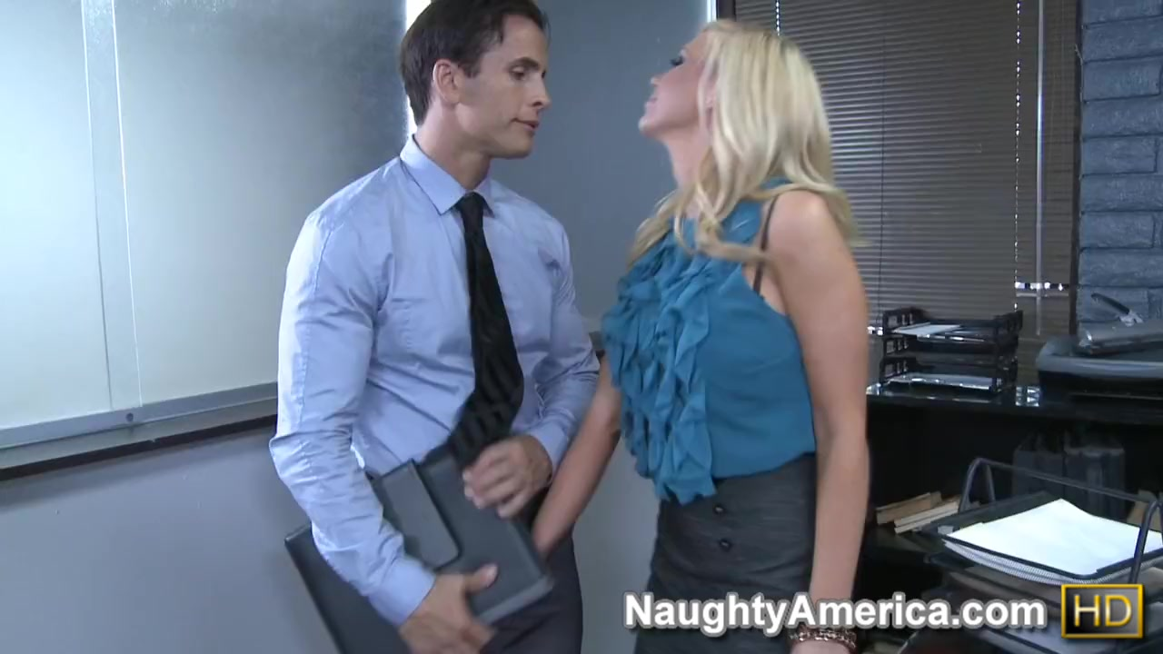 Dylan Riley & Talon in Naughty Office Free sex audio clips
