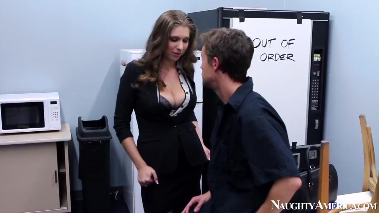 Alex Chance & Richie Calhoun in Naughty Office