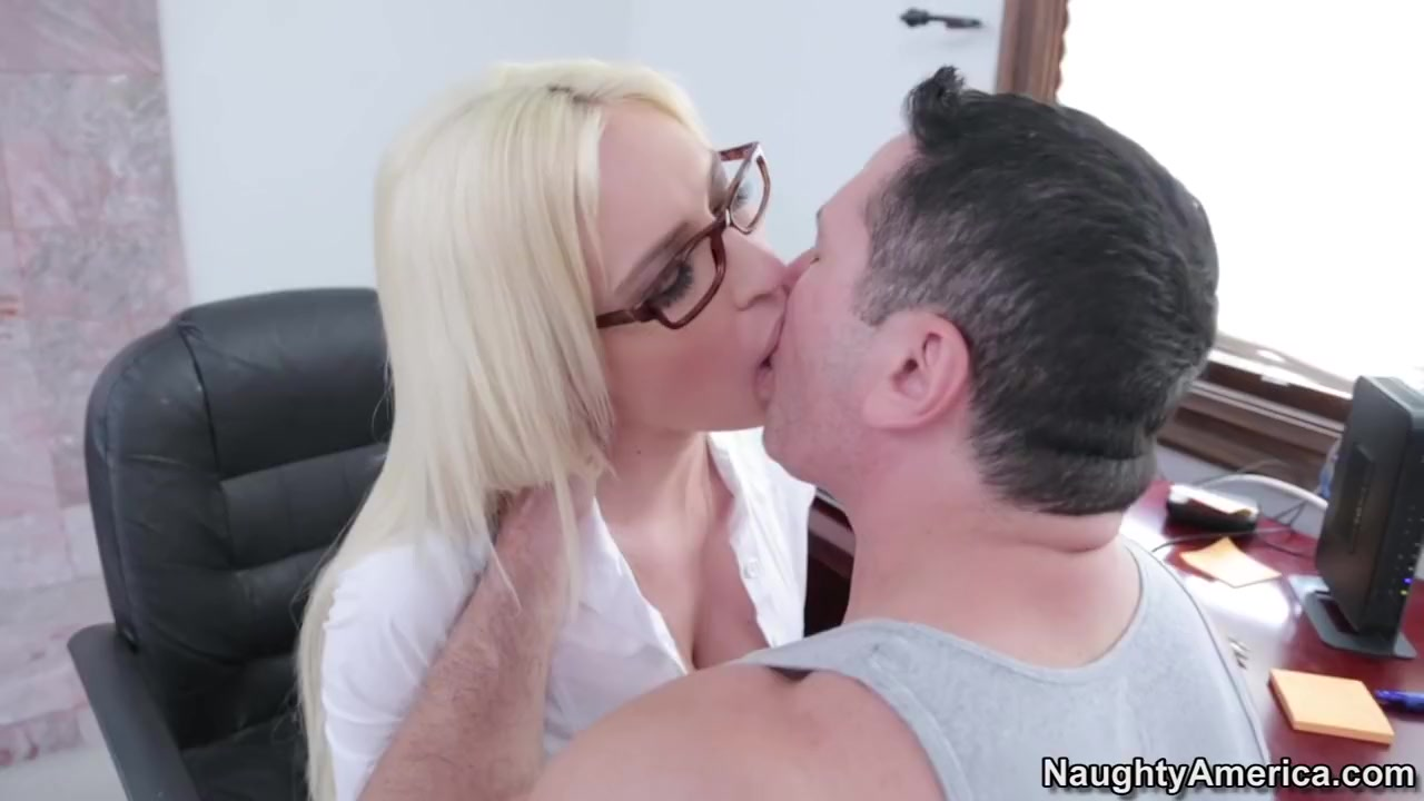 Victoria White & John Strong in Naughty Office sex offender registry for canada