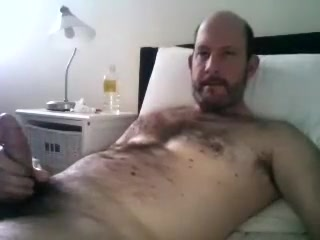 Attractive boyfriend is beating off in the apartment and shooting himself on computer webcam Sandra bullock nude