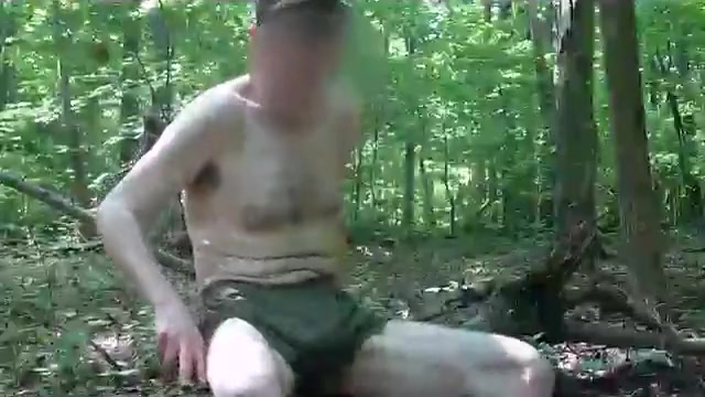 Jacking In the Park fuck ass whore extreme