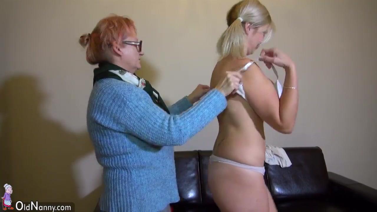 Ass Grandma anal big