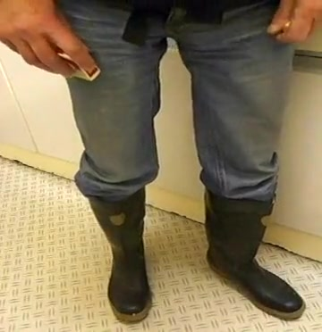 nlboots - jeans and rubber boots (6) Download vidoe sexy