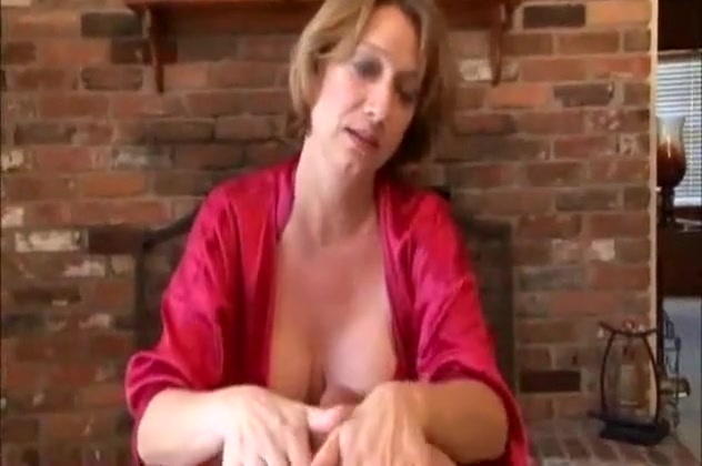 Busty amateur milf jerking man off in POV Read Not Quite Hookup Online Free