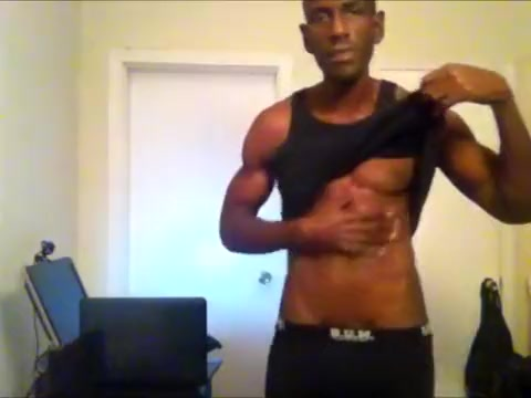 Wanking My Pecker Black ebony ms booty sex
