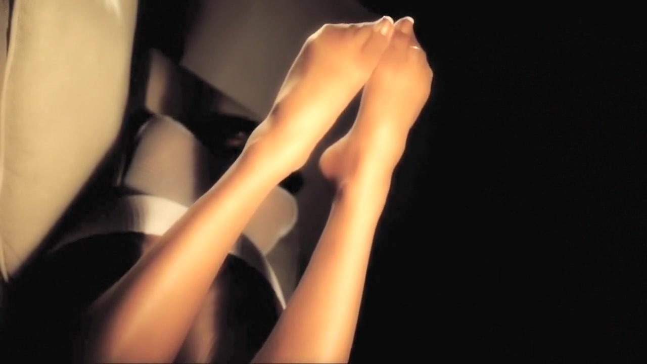 Darla TV - Nude Nylon Pantyhose Foot Tease Close Up Findblack Sucking White Pussy