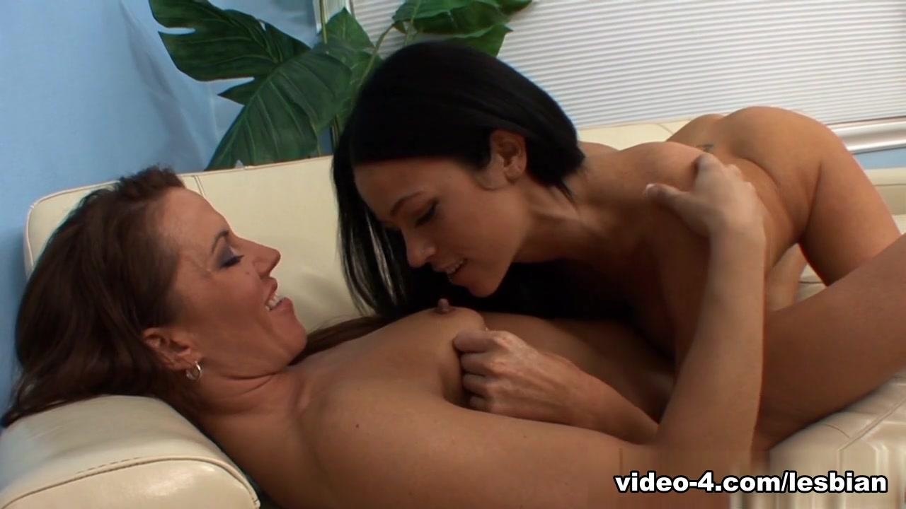 Horne vides Lesbianj orgam