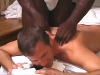 Ardent Gay massage with a Biggest BBC by TROC big tit phat ass