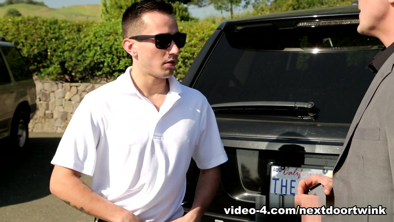 Derrick Dime & James Dickson in Valet Serviced XXX Video asian getting fucked free