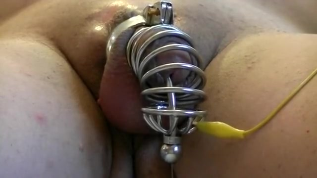 electro estim: cage-dilator-03 short electro estim: cage-dil Tumblr saggy tits video
