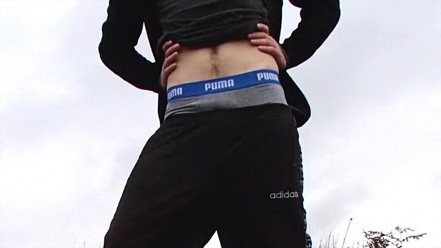 More training in Pumas... petite model nude