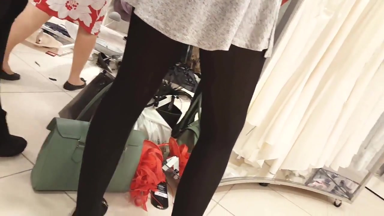 Sexy girl in super mini petticoat and black tights Big Nipples Busty