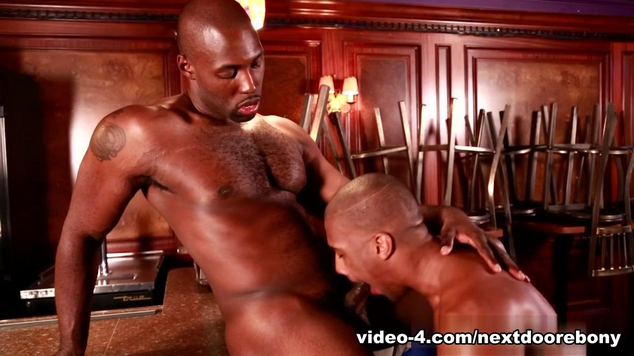 Nubius & King B in Tend My Bar XXX Video Latina suck and fuck