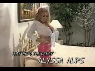 Alyssa Alps-Big Bust Ecstasy gay men hotter than straight