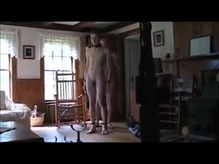 Bondage Twink anorexic peuto rican girl in porno