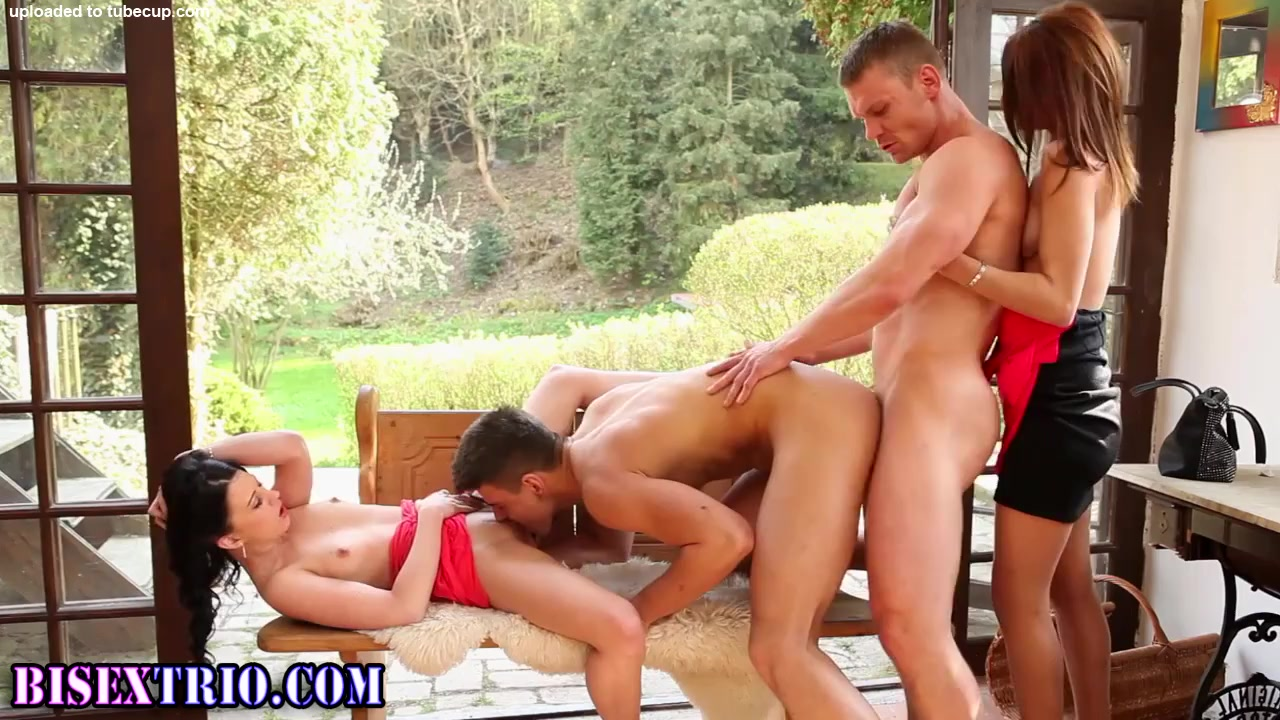 Bisexual hunk gets anal Old Women Pornos