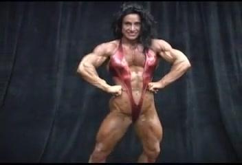 Debbie B - Ripped Muscles