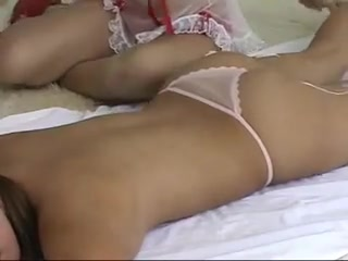 Sexu fuckuf lesbiana Boobed