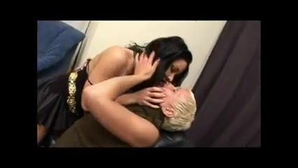 Horney Girlfriend licking lesbiam