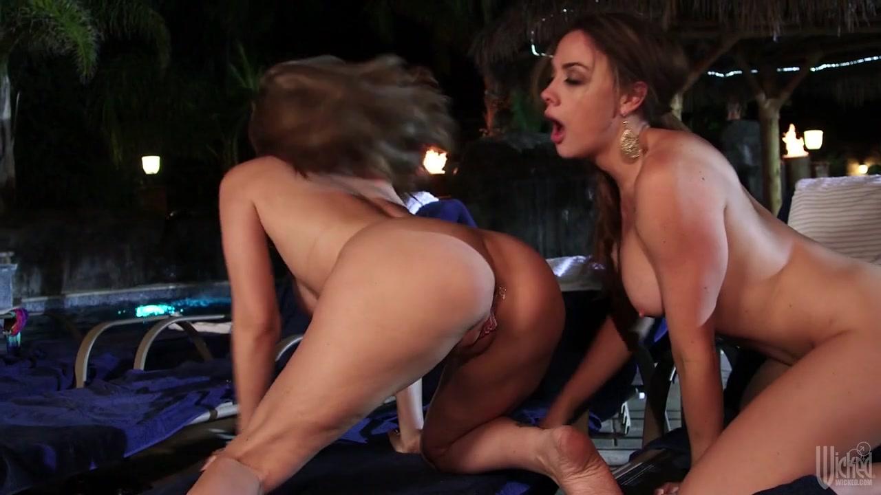 Orge webcam sexo Lesbianis