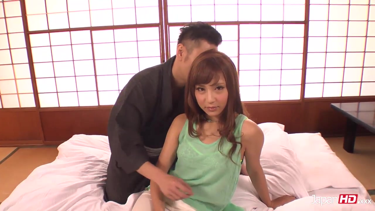 JAPAN HD Japanese girl likes Creampie anal young facial porno