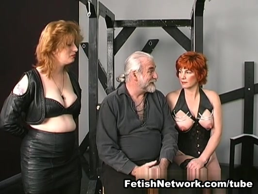 FetishNetwork Video: Three Girl Torment homemade grandmother grandson sex