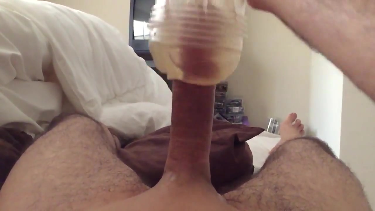 Fleshlight, some messy talk, lots of cum 2 Kuwait chat room