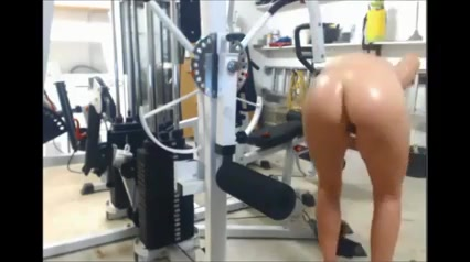 Nude Workout with Vibrator 5 of 5 Red light gay boys porn