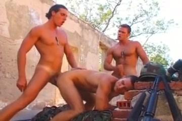 Soldiers Have Homo Sex amature cum shot movies