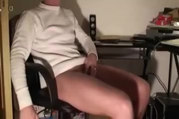 Best Homemade record with Blonde, Handjob scenes She really likes me
