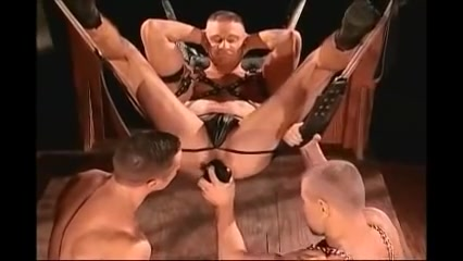 Homosexual Leather Trio Pakistani Gril Sixey Video