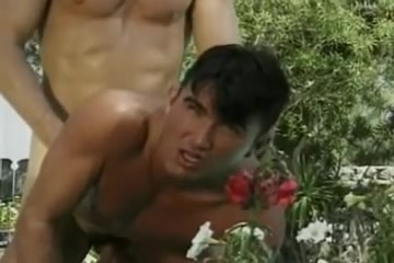 Raging anal loading with super sexy muscled homo fellas Busty Polish Tube