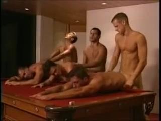 Sexy and hung homo sixsome M military com videos