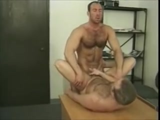Boyfrends for work: the homosexual cop pussy creamp pie eating