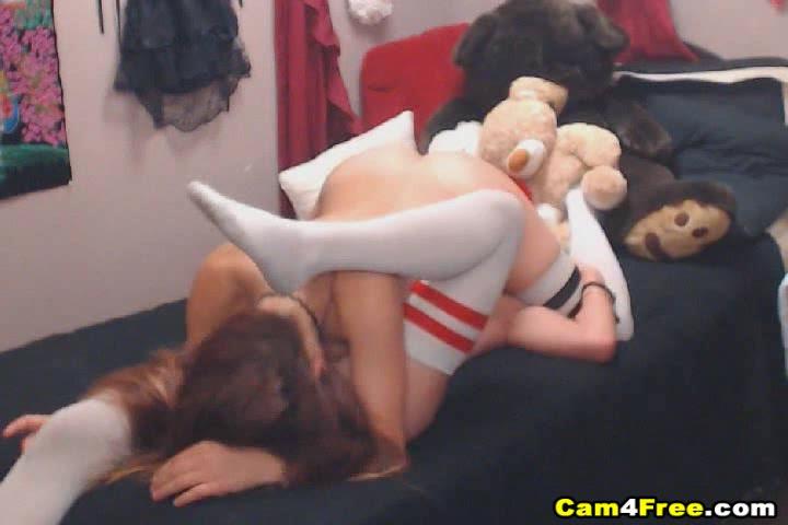 Lesbien sexe masturbatian Eroticia