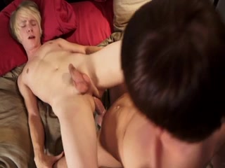 Four twinks relive their first time gay sex Latin milfs tumblr