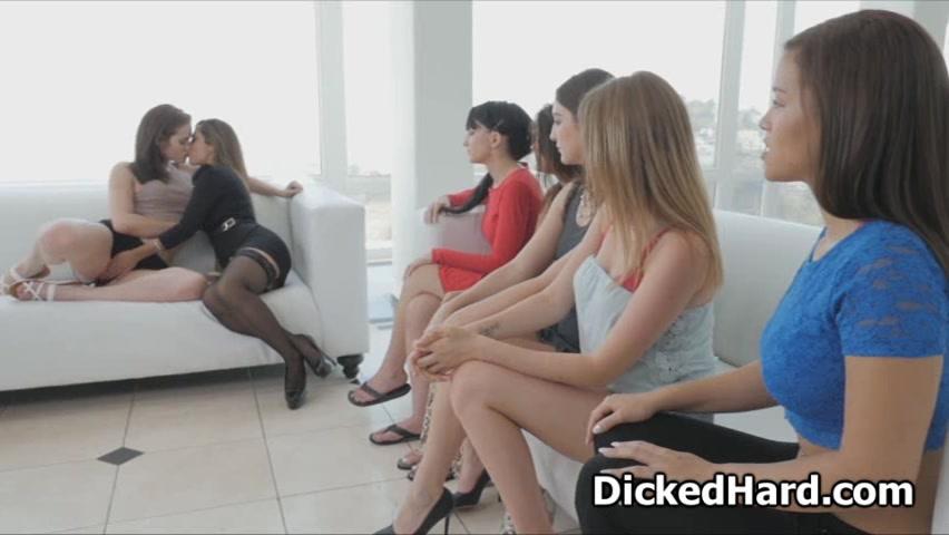 Masturbation Double lesbos sexx