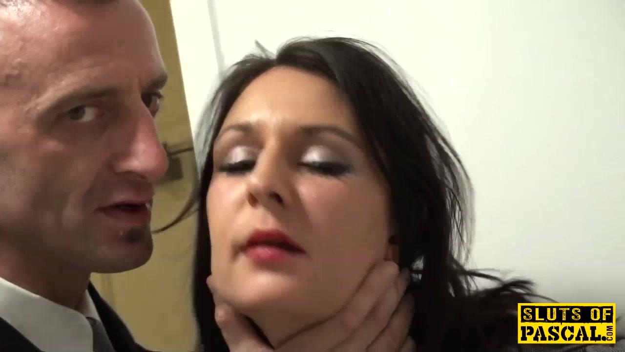 Brit sub slut Sophie Garcia riding maledom Penetration xxx trailers free