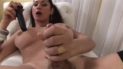 Transsexual Masturbation