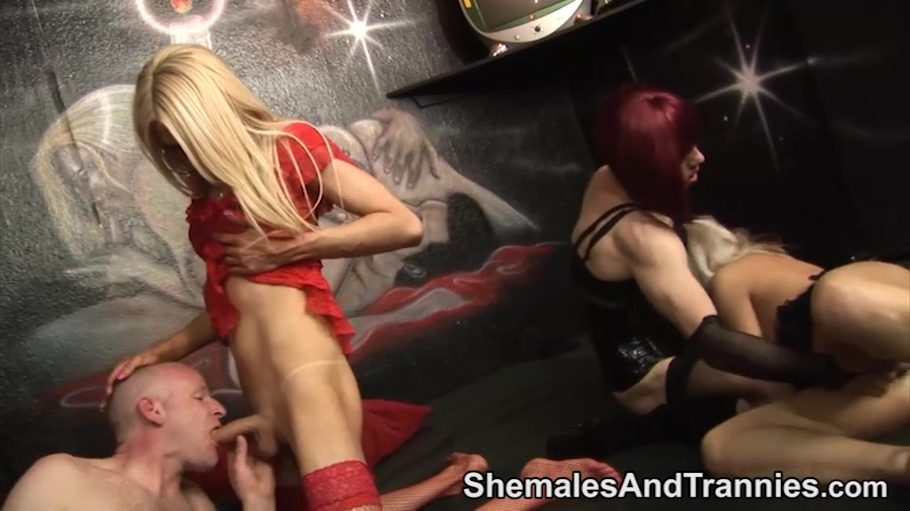 2 trannies with a male and female Hazing initiation stories bdsm