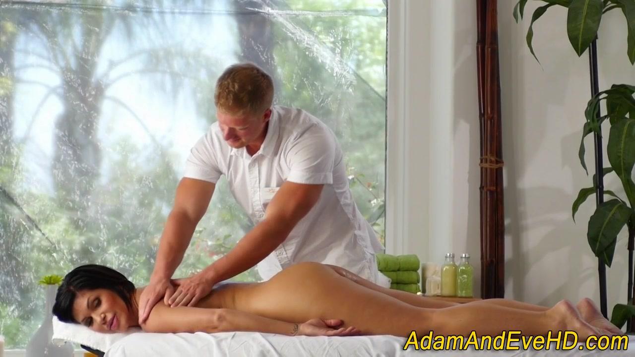 Massaged milf gets fucked