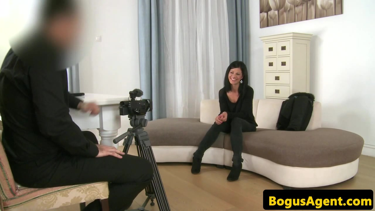Casted euro amateur cockrides during audition Las vegas massage parlors happy ending