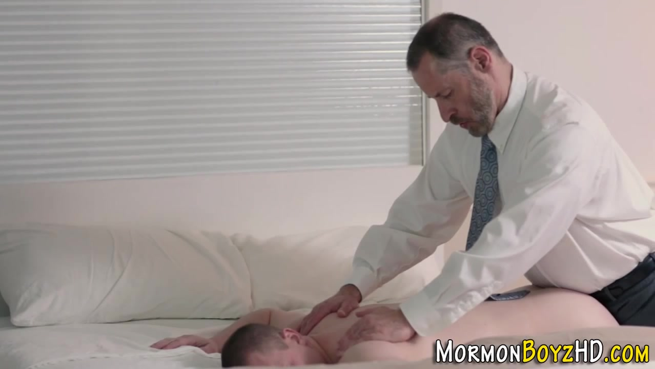 Uniformed elder cum soak girl strap on dildo
